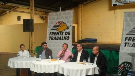 FRENTE DE TRABALHO